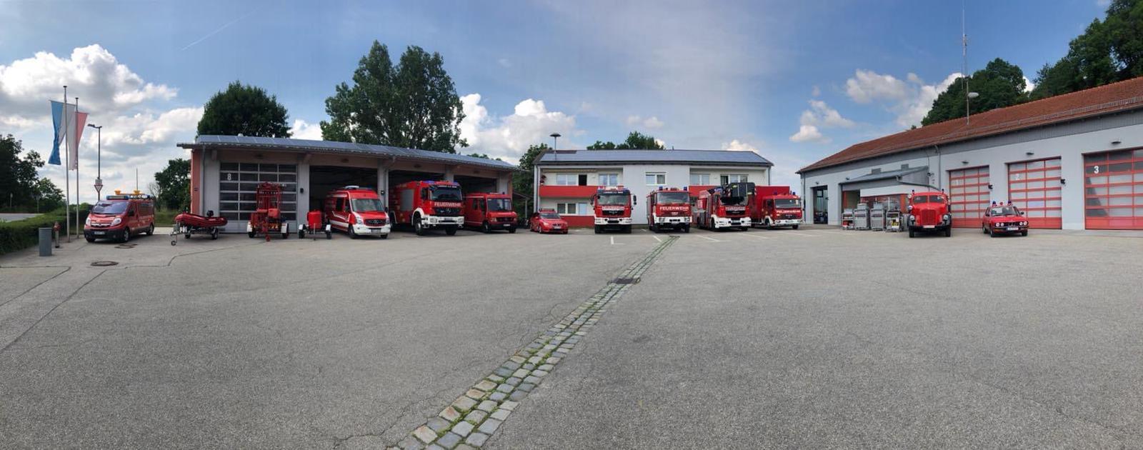 Feuerwehr Landau a. d. Isar